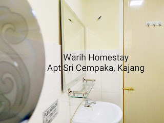 Warih-Homestay-Sri-Cempaka-Bathroom-2-With-Water-Heater