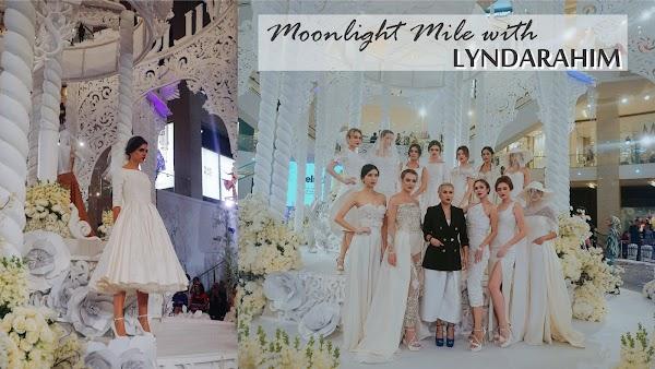 LYNDARAHIM Kuala Lumpur Moonlight Mile