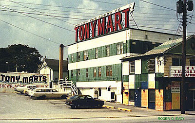Tony Mart's club in Somer's Point, New Jersey