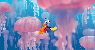 Image result for finding nemo jelly fish pixar