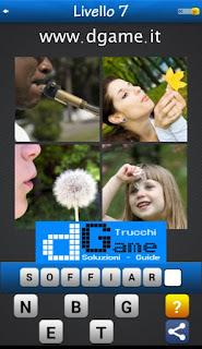PACCHETTO 4 Soluzioni Trova la Parola - Foto Quiz soluzione livello 7