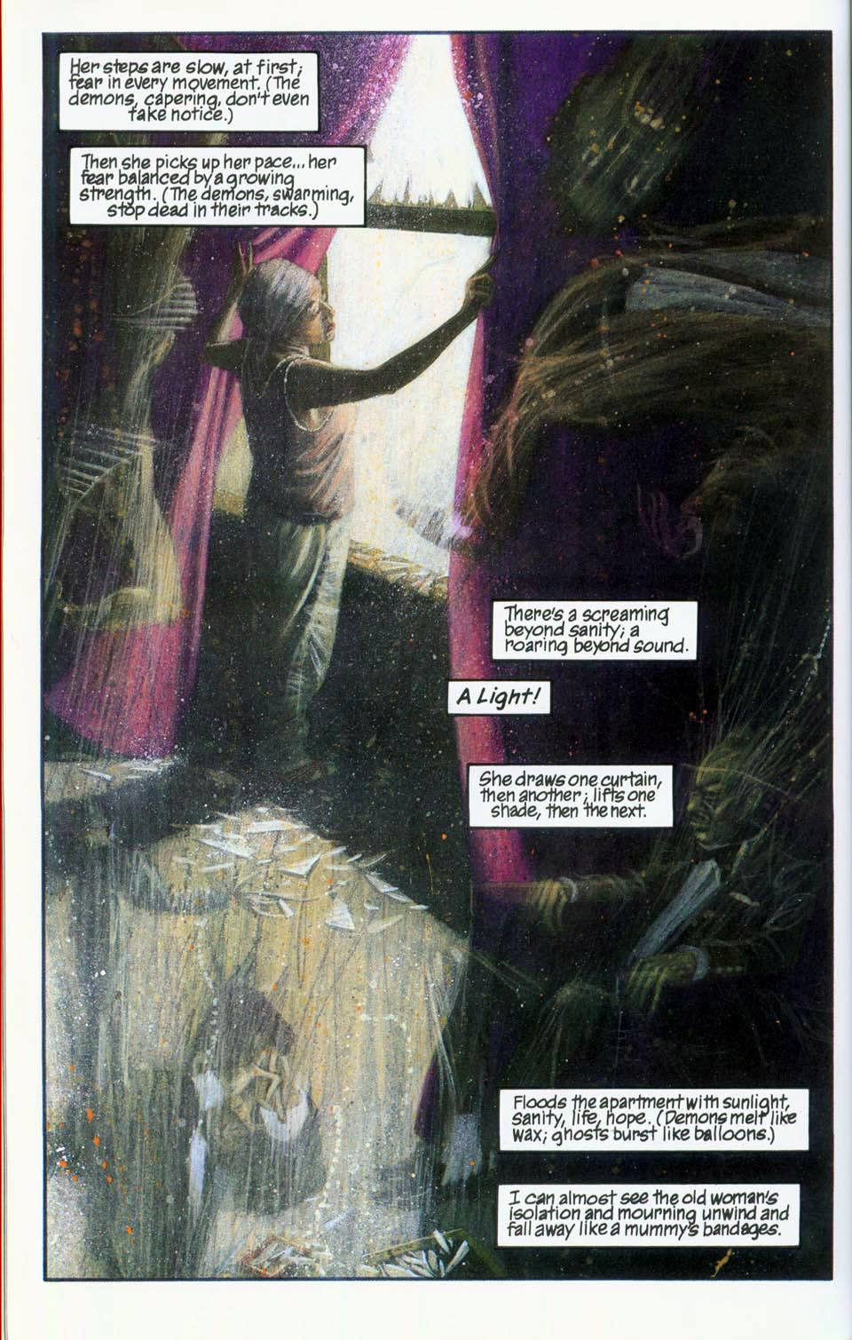 Read online Mercy comic -  Issue # Full - 54