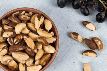 Why Brazil nuts are good for your health