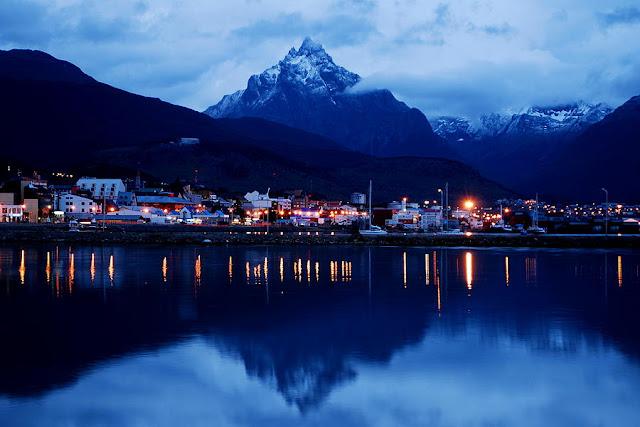 O que fazer a noite em Ushuaia