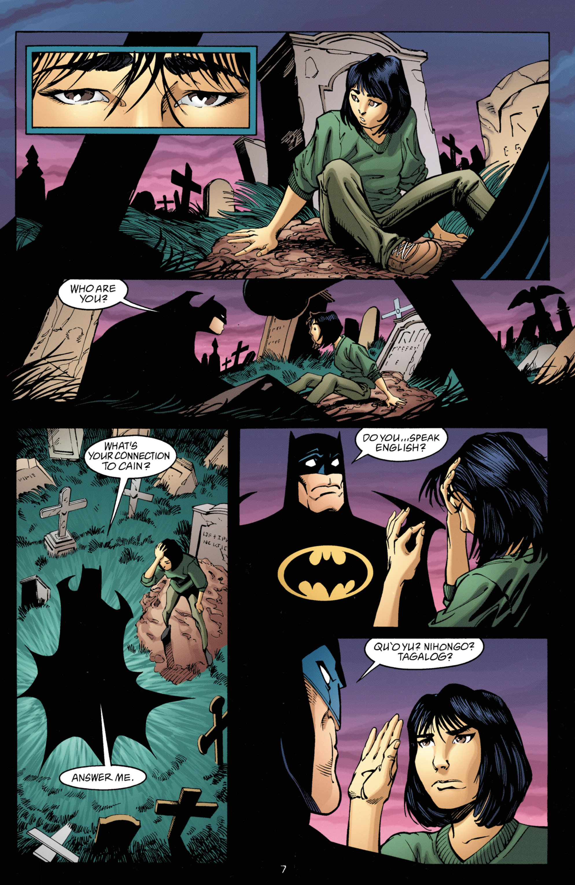 Detective Comics (1937) 734 Page 7