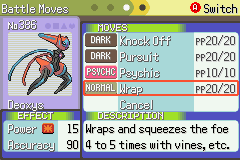 pokemon sigma emerald screenshot 2