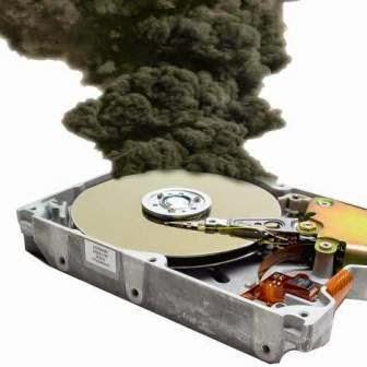 Komputer Restart Sendiri Karena Hardisk Bad Sector