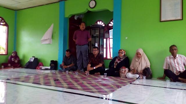Sambutan ketua KKR Aceh