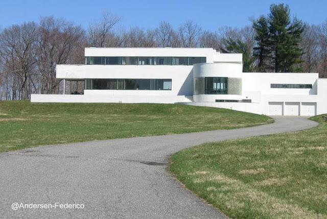 Residencia de estilo Internacional 1934 en Estados Unidos