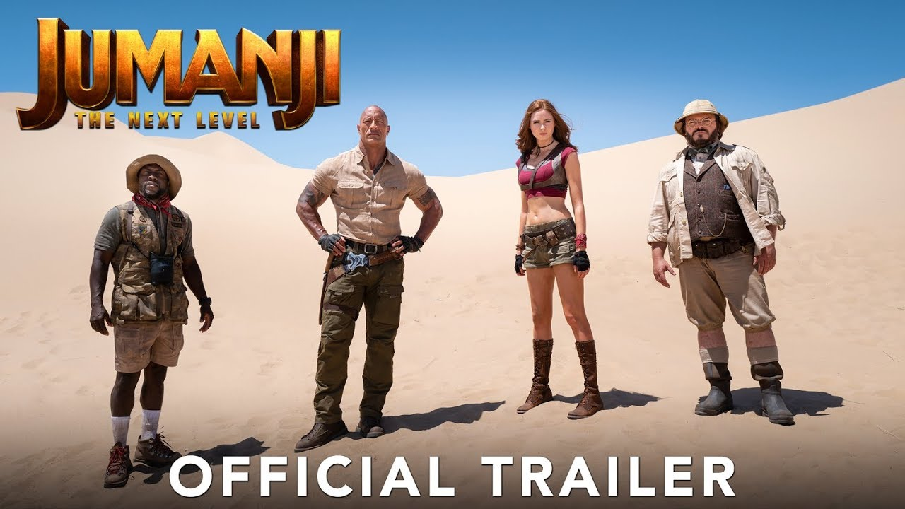 Sinopsis Film Jumanji: The Next Level (2019)