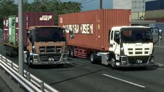 Mod Truck ISUZU NEW GIGA ETS2