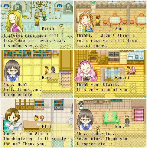 บทสรุป Harvest Moon gba ทุกภาค