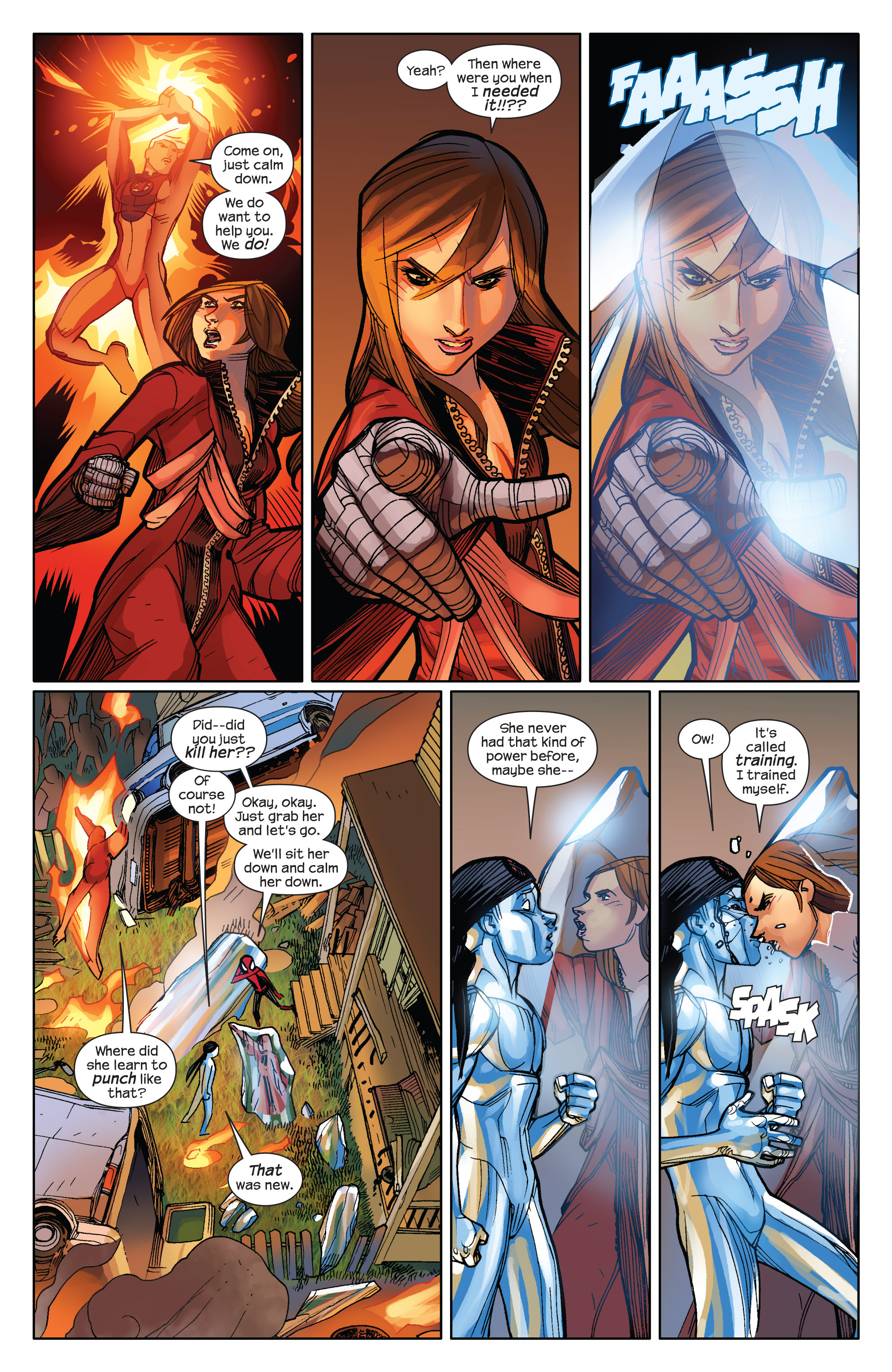 Read online Ultimate Spider-Man (2009) comic -  Issue #10 - 18