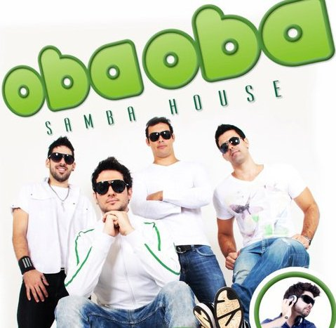 cd do oba oba samba house 2013