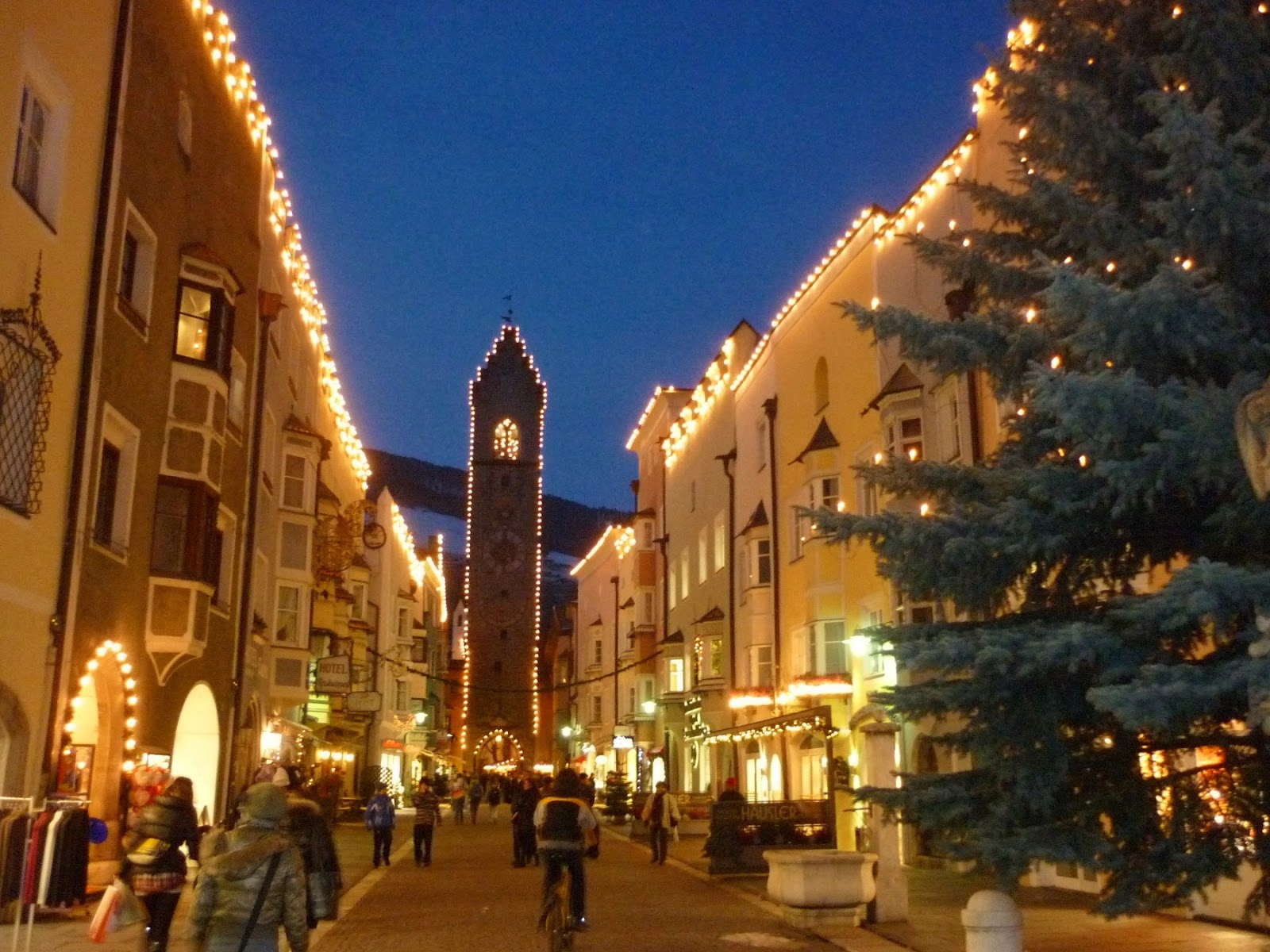 Immagini Mercatini Di Natale Vipiteno.I Mercatini Di Natale In Alto Adige Quali Vedere In Base