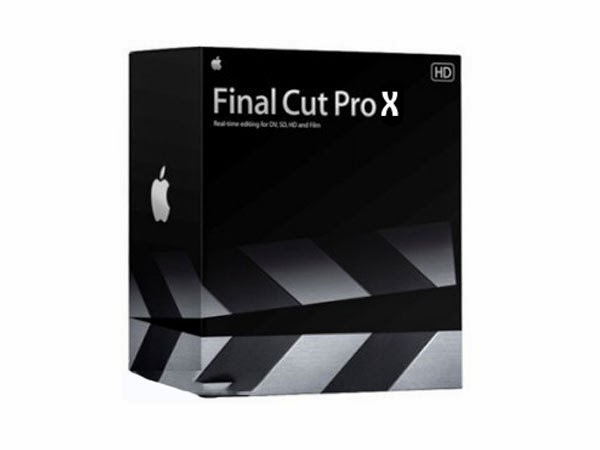 Final Cut Pro X Image