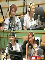 Kiss the Radio SNSD