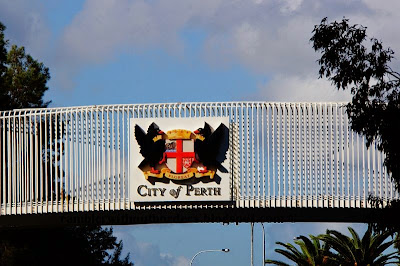 Coat of Arms of Perth City