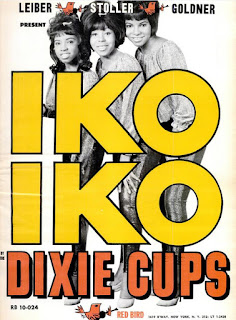 Iko iko - Dixie Cups, OST Mission Imposible 2