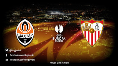 Previa Shakhtar Donetsk Vs Sevilla FC