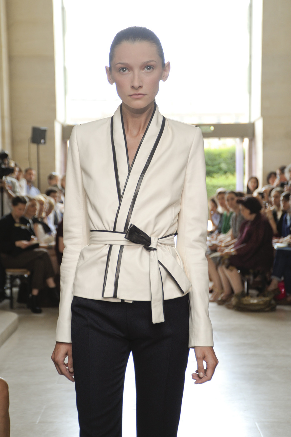 Bouchra Jarrar Haute Couture Fall/Winter 2010 / Lanvin new fashion designer via www.fashionedbylove.co.uk