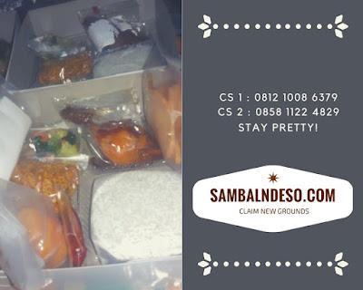 harga catering nasi kotak  enak daerah sektor 9 Bintaro