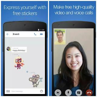 Imo Messenger chat app