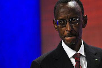 Image result for Kizito Michael George, Paul kagame