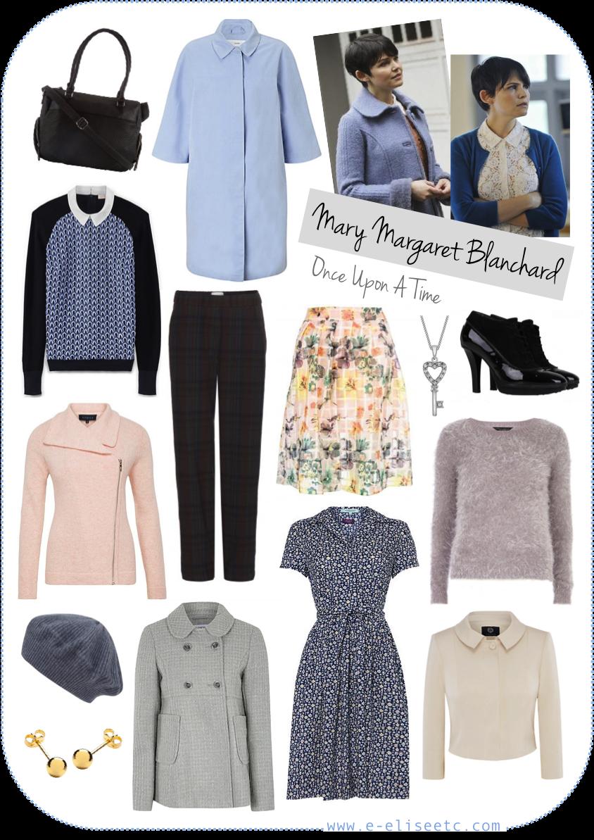 style inspiration mary margaret blanchard