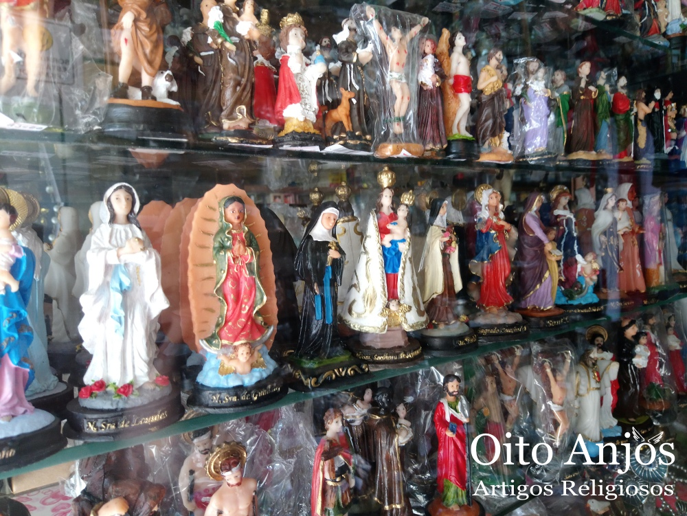 Oito Anjos Artigos Religiosos