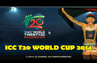 ICC T20 World Cup 2014 Patch
