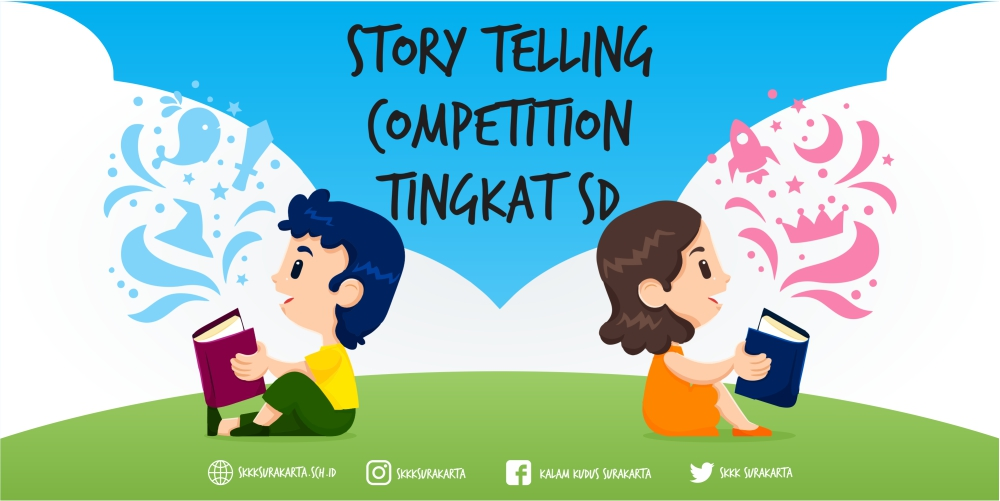 Kalam Kudus Story Telling Competition - Tingkat SD 2018