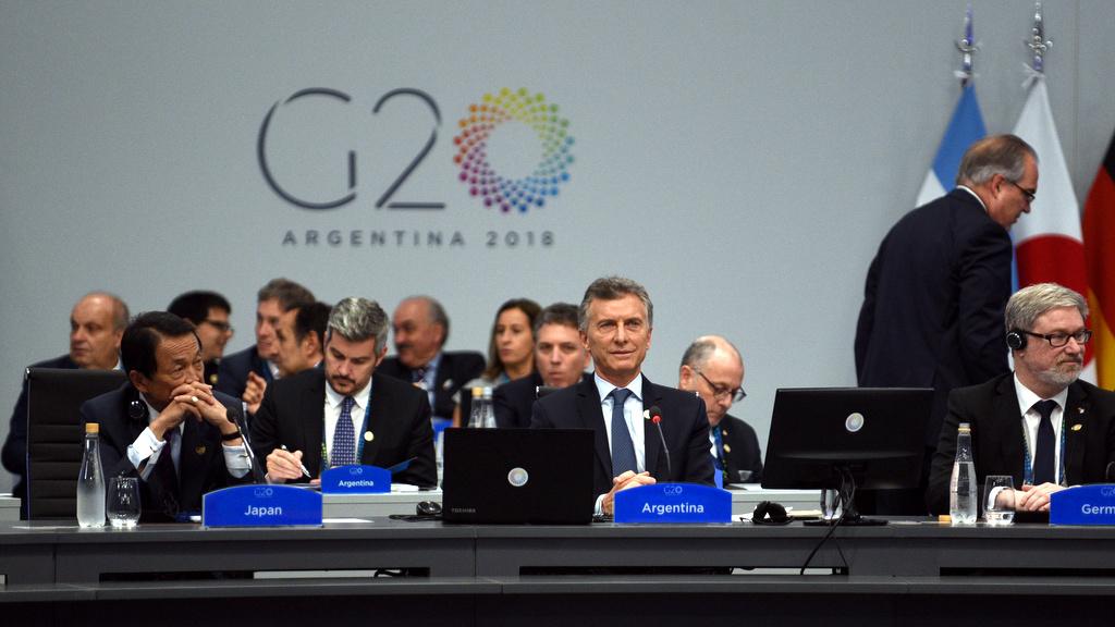 #G20Argentina Macri