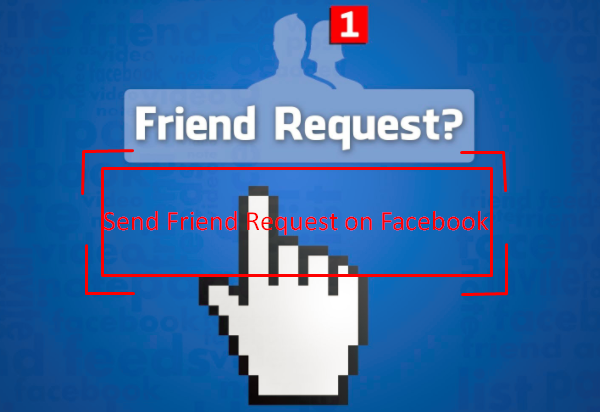 how do you send a relationship request on facebook app