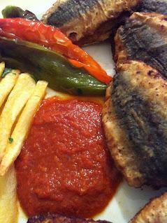 Recette du sardines farcis(سردينة محشية)