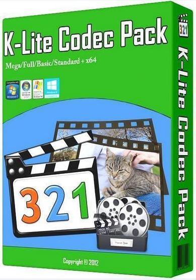 برنامج, الكوداك, K-Lite ,Codec ,Pack ,Full, اخر, اصدار