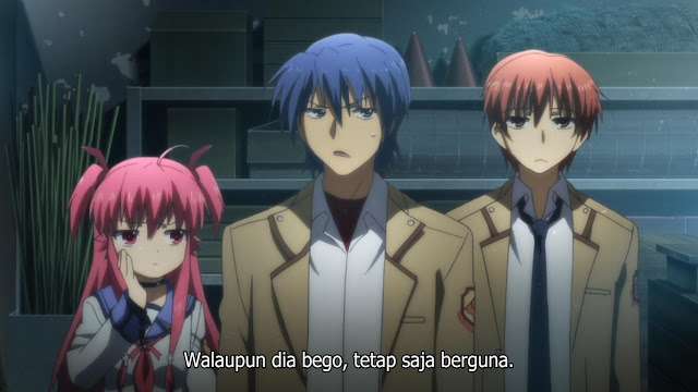 Kata Bijak Mutiara Quotes Anime Angel Beats! (Update 2016)