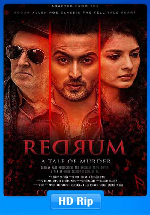 Redrum 2018 Hindi 720p HDTVRip x264 | 480p 300MB | 100MB HEVC