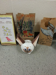 Pumpkin Book Reports- Skippyjon Jones