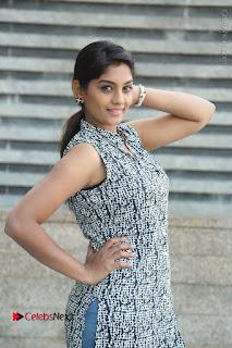 Telugu Television Actress Karuna Latest Pos In Denium Jeans  0024.JPG