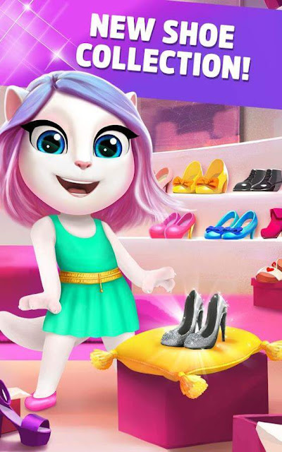 my talking angela apk for android