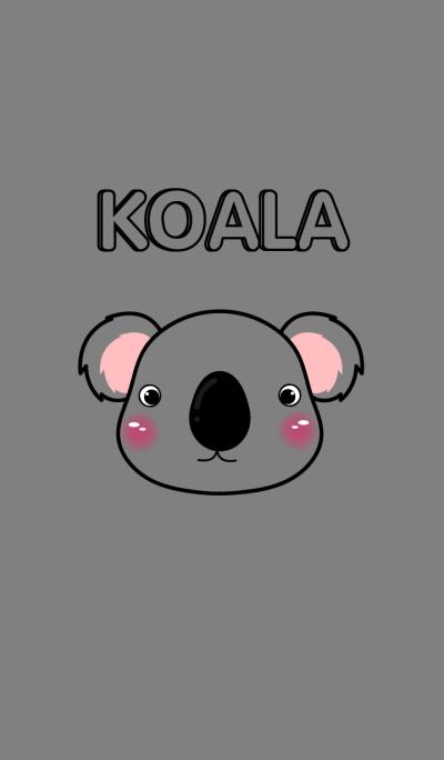 Cute Face Koala theme(jp)