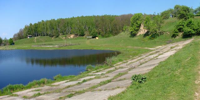 Водохранилище Норынь и подножие Словечанско-Овручского кряжа