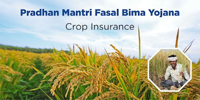 Agriculture or Crop Insurance PMFBY