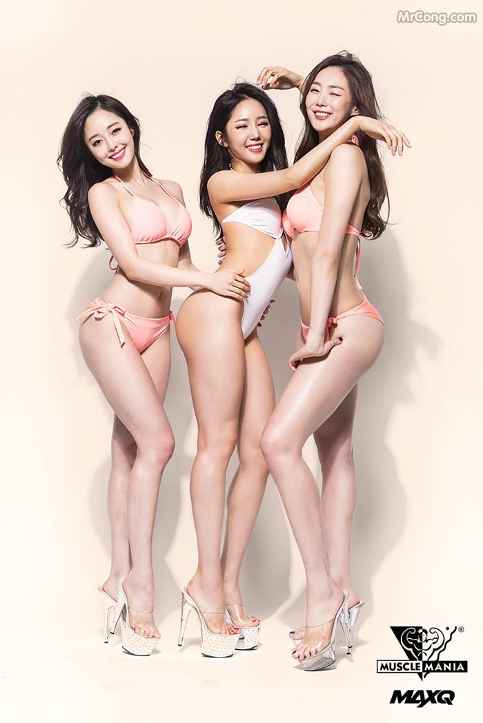 Image Gong-Min-Seo-Choi-Seol-Hwa-Son-So-Hee-Hot-Thang-4-2017-MrCong.com-002 in post Các người đẹp Gong Min Seo, Choi Seol Hwa, Son So Hee đầy gợi cảm trong bộ ảnh tháng 4/2017 (47 ảnh)