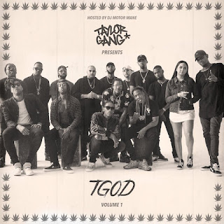 Taylor Gang - TGOD Volume 1 (2016) - Album Download, Itunes Cover, Official Cover, Album CD Cover Art, Tracklist