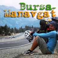 Bisikletle Bursa-Manavgat