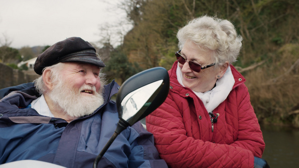 Stan and Mary Bagwell Photo copyright Butterfly Effect Films (All Rights Reserved)