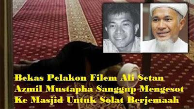Ali Setan Actor