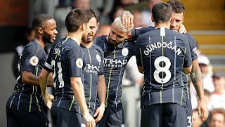 Fulham vs Manchester City 0-2 Video Gol Highlights